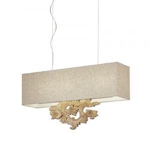 Ideal Lux - Baroque - Peter SP5 - Lampada a sospensione