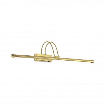 Ideal Lux - Bathroom - BOW AP114 - Applique - Ottone Satinato - LS-IL-121130