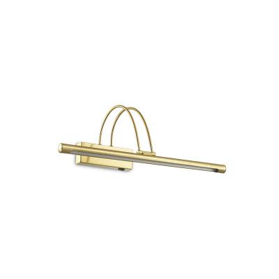 Ideal Lux - Bathroom - BOW AP66 - Applique - Ottone Satinato - LS-IL-121178
