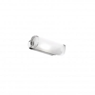 Ideal Lux - Bathroom - LULU' AP1 - Applique - Bianco - LS-IL-060774