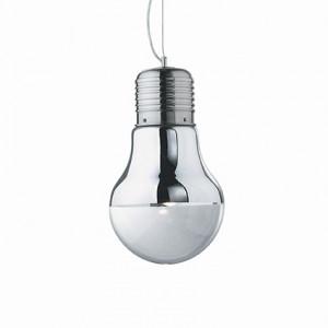Ideal Lux - Bulb - LUCE Cromo SP1 BIG - Lampada a sospensione