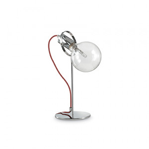 Ideal Lux - Bulb - Radio TL1 - Lampada da tavolo