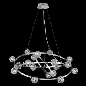 Ideal Lux - Bunch - ORBITAL SP18 - Lampada a sospensione
