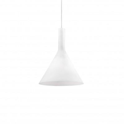Ideal Lux - Calice - COCKTAIL SP1 SMALL - Lampada a sospensione - Bianco - LS-IL-074337