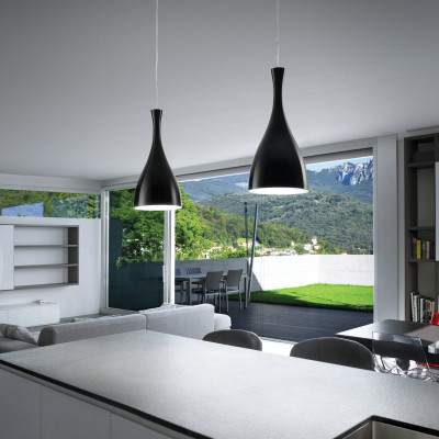 Ideal Lux - Calice - OLIMPIA SP1 - Lampada a sospensione