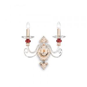 Ideal Lux - Chandelier - Baronet AP2 - Lampada da parete