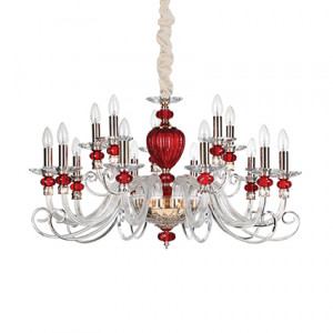Ideal Lux - Chandelier - Baronet SP15 - Lampada a sospensione
