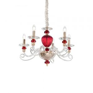 Ideal Lux - Chandelier - Baronet SP5 - Lampada a sospensione