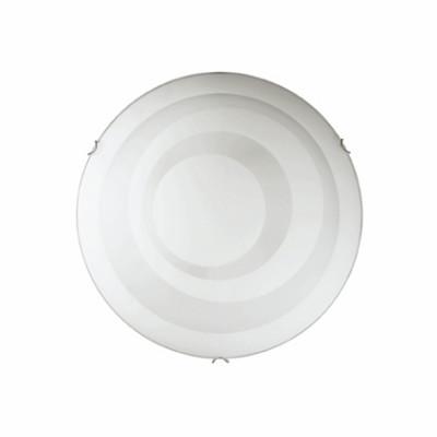 Ideal Lux - Circle - DONY-2 PL4 - Applique / Plafoniera - Bianco - LS-IL-019642