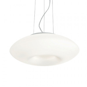 Ideal Lux - Circle - Glory SP3 D40 - Sospensione con diffusore in vetro