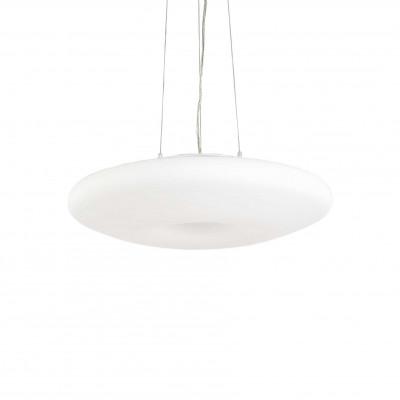 Ideal Lux - Circle - GLORY SP5 D60 - Lampada a sospensione - Bianco - LS-IL-019741