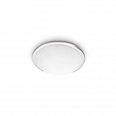 Ideal Lux - Circle - RING PL2 - Plafoniera - Cromo - LS-IL-045726
