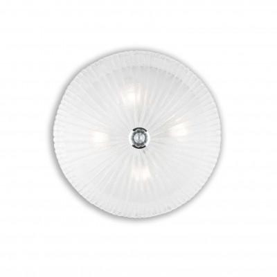Ideal Lux - Circle - SHELL PL4 - Plafoniera - Trasparente - LS-IL-008615