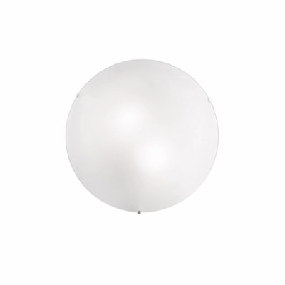 Ideal Lux - Circle - SIMPLY PL2 - Plafoniera - Bianco - LS-IL-007977