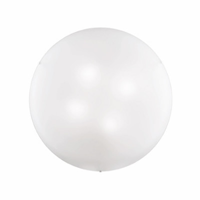 Ideal Lux - Circle - SIMPLY PL4 - Plafoniera - Bianco - LS-IL-007991