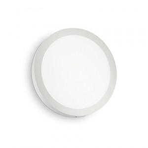 Ideal Lux - Circle - Universal 24W Round - Lampada da parete