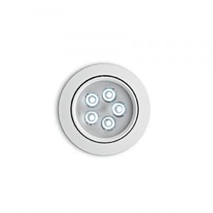 Ideal Lux - Delta - Delta FI5 - Faretti a LED orientabili