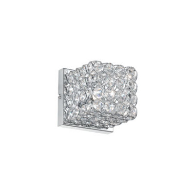Ideal Lux - Diamonds - ADMIRAL AP1 - Applique - Cromo - LS-IL-080284