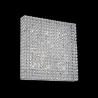 Ideal Lux - Diamonds - ADMIRAL PL10 - Lampada da parete/soffitto