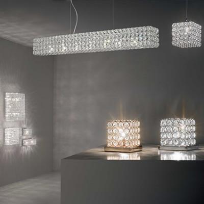 Ideal Lux - Diamonds - ADMIRAL SP7 - Lampada a sospensione