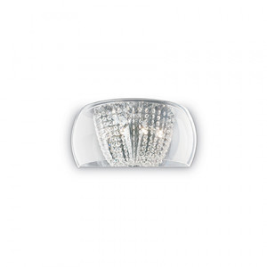 Ideal Lux - Diamonds - Audi-61 AP4 - Lampada da parete