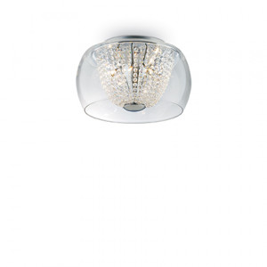 Ideal Lux - Diamonds - Audi-61 PL6 - Lampada da soffitto