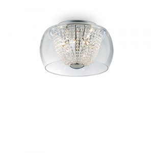 Ideal Lux - Diamonds - Audi-61 PL8 - Lampada da soffitto