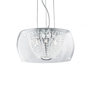 Ideal Lux - Diamonds - Audi-61 SP8 - Lampada a sospensione