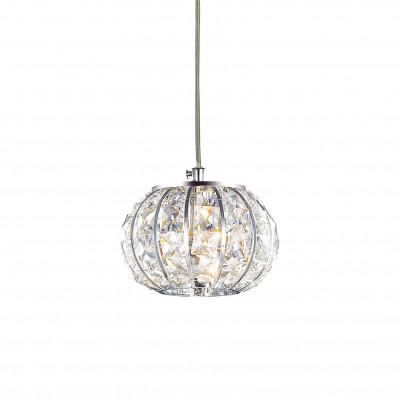 Ideal Lux - Diamonds - CALYPSO SP1 - Lampada a sospensione - Cromo - LS-IL-044187