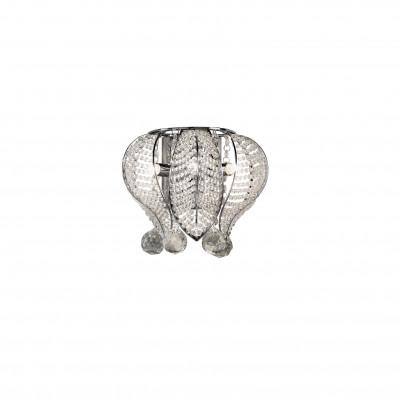 Ideal Lux - Diamonds - MOZART AP3 - Applique - Cromo - LS-IL-015767