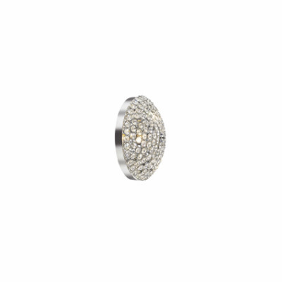 Ideal Lux - Diamonds - ORION AP2 - Applique da parete - Cromo - LS-IL-059112