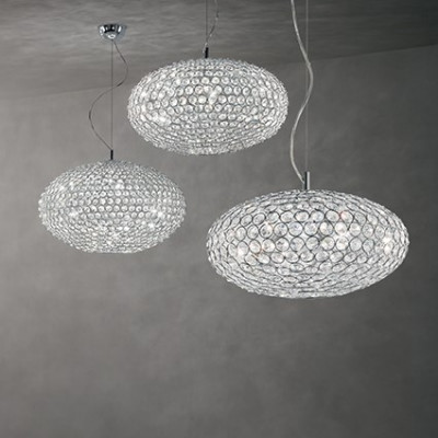 Ideal Lux - Diamonds - ORION SP6 - Lampada a sospensione