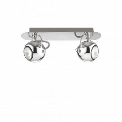Ideal Lux - Direction - LUNARE AP2 - Applique - Cromo - LS-IL-066806