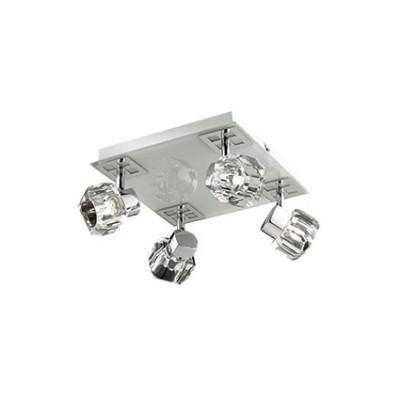 Ideal Lux - Direction - NOSTALGIA PL4 - Plafoniera - Bianco - LS-IL-077963
