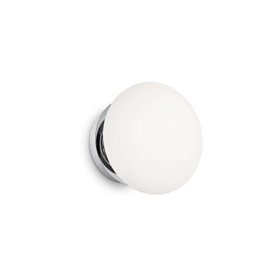 Ideal Lux - Eclisse - Evolution PL1 LED - Plafoniera moderna - Nessuna - LS-IL-193090 - Bianco caldo - 3000 K - Diffusa