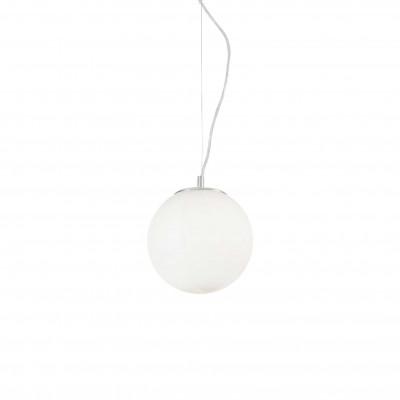 Ideal Lux - Eclisse - MAPA SP1 D20 - Lampada a sospensione - Bianco - LS-IL-009148