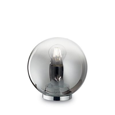 Ideal Lux - Eclisse - MAPA TL1 D20 - Lampada da terra - Cromo - LS-IL-186863