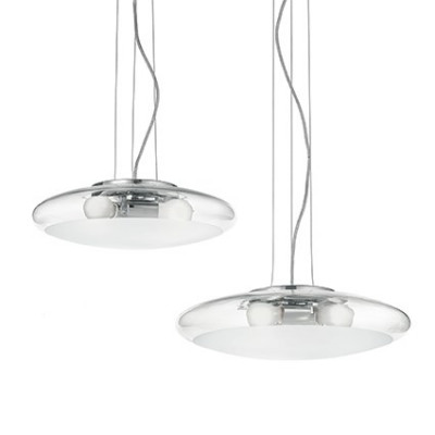 Ideal Lux - Eclisse - SMARTIES CLEAR SP3 D50 - Lampada a sospensione
