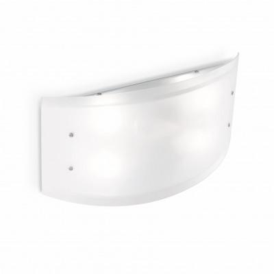 Ideal Lux - Essential - ALI PL4 - Plafoniera - Bianco - LS-IL-026565