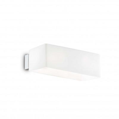 Ideal Lux - Essential - BOX AP2 - Applique - Bianco - LS-IL-009537