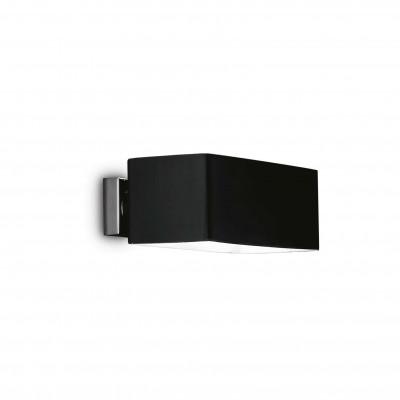 Ideal Lux - Essential - BOX AP2 - Applique - Nero - LS-IL-009513