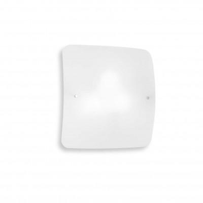 Ideal Lux - Essential - CELINE PL2 - Plafoniera - Bianco - LS-IL-044279