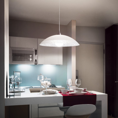 Ideal Lux - Essential - LANA SP1 D60 - Lampada a sospensione