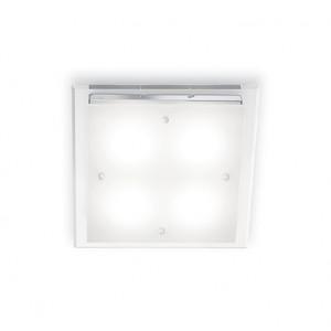 Ideal Lux - Essential - Superior Pl4 - Lampada da soffitto