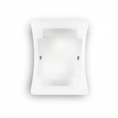 Ideal Lux - Essential - TRIPLO AP2 - Applique - Trasparente - LS-IL-026480