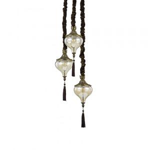 Ideal Lux - Etnico - Harem SP3 - Lampada a sospensione