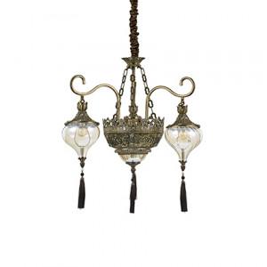 Ideal Lux - Etnico - Harem SP5 - Lampada a sospensione