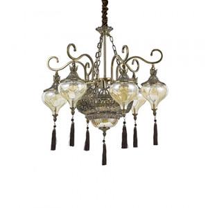 Ideal Lux - Etnico - Harem SP9 - Lampada a sospensione