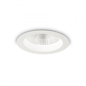 Ideal Lux - Faretti Incasso - Basic Accent 15W - Faretto ad incasso