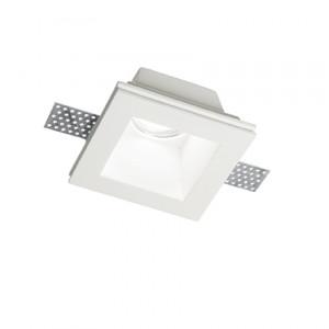 Ideal Lux - Faretti Incasso - Samba Fi1 Square Big - Faretto ad incasso